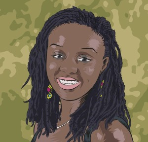 Rose Afriyie, mRelief